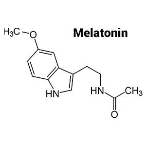 melatonin-chemie