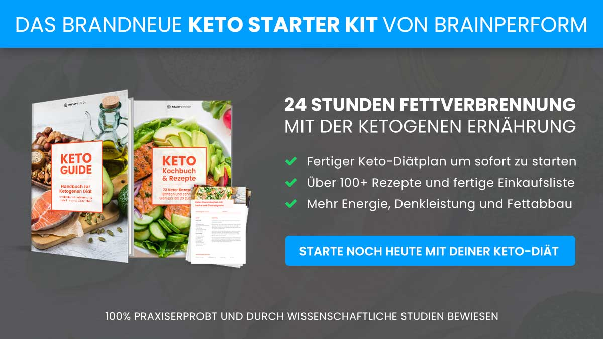 Brainperform Keto Starter Kit